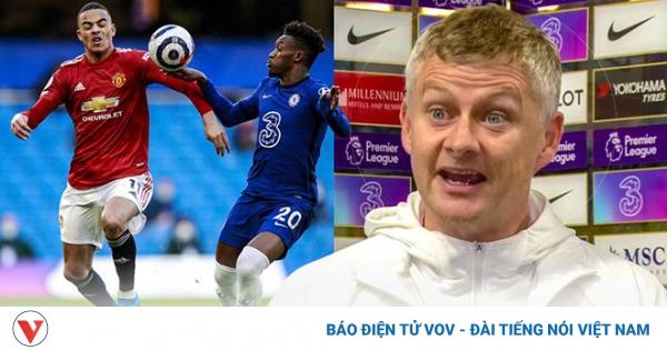 """Solskjaer: """"MU bị cướp mất 2 điểm trước Chelsea"""""""