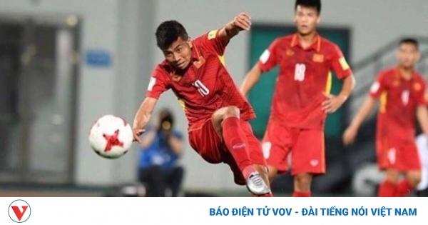 """""""Tràn ngập"""" cầu thủ HAGL và Hà Nội FC ở giải hạng Nhất Quốc gia 2021    VOV.VN"""