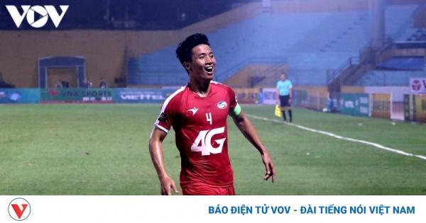 Ngày này năm xưa: Bùi Tiến Dũng ghi bàn đầu tiên ở V-League  | VOV.VN