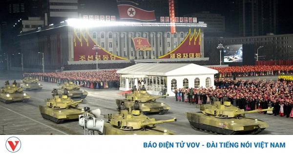 Giải mã vụ phóng tên lửa mới nhất và tiềm lực quân sự của Triều Tiên | VOV.VN