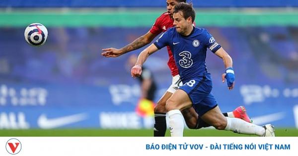 TRỰC TIẾP Chelsea 0 - 0 MU: Pressing nghẹt thở | VOV.VN