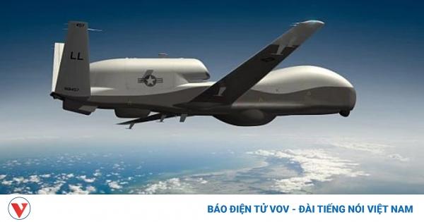 Quân đội Mỹ muốn sở hữu thêm UAV trinh sát trên bầu trời Thái Bình Dương | VOV.VN
