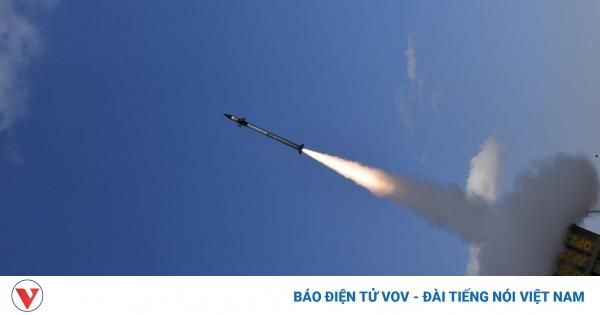 Israel thử nghiệm thành công hệ thống phòng thủ chống tên lửa   VOV.VN