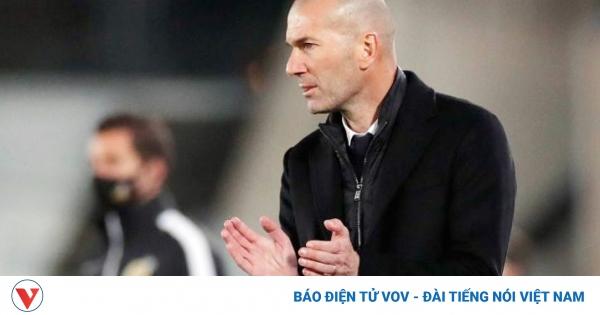 Real Madrid suýt thua Sociedad, HLV Zidane vẫn nói cứng | VOV.VN