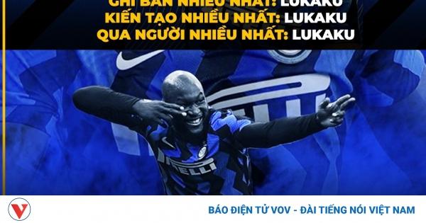 Biếm họa 24h: Lukaku sắp có danh hiệu lớn đầu tiên | VOV.VN