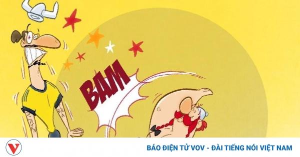 Biếm họa 24h: Ibrahimovic theo nghiệp diễn viên ở tuổi 40  | VOV.VN
