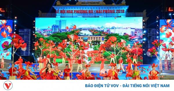 66 hoạt động trong Lễ hội Hoa Phượng Đỏ mừng 66 năm giải phóng Hải Phòng | VOV.VN