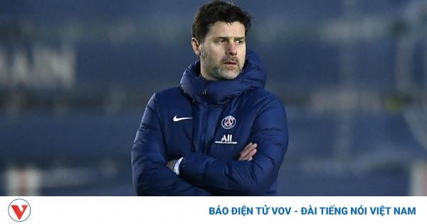 HLV Pochettino: Tôi đã kìm chế cảm xúc khi PSG loại Bayern | VOV.VN