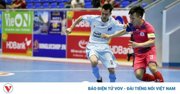 Kết thúc vòng loại Giải Futsal HDBank VĐQG 2021, chờ những màn so tài tại VCK | VOV.VN