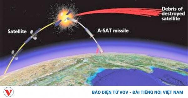 Vũ khí chống vệ tinh của Trung Quốc và Nga - Thách thức lớn đối với Mỹ | VOV.VN