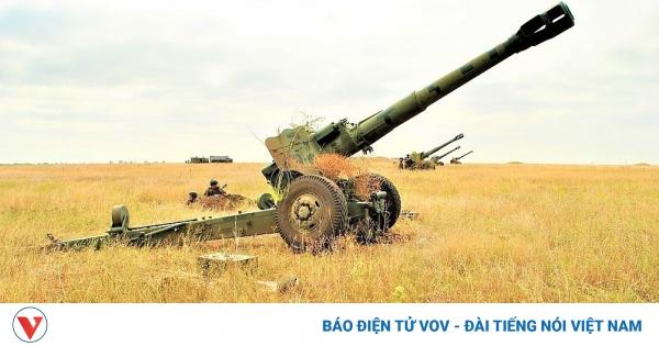 Bài toán không kém phần phức tạp đặt ra đối với pháo xe kéo Nga | VOV.VN
