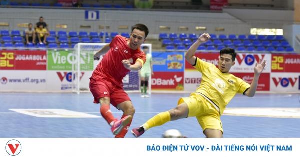 Vòng loại giải Futsal HDBank VĐQG 2021: Xác định đầy đủ 4 đội vào VCK | VOV.VN