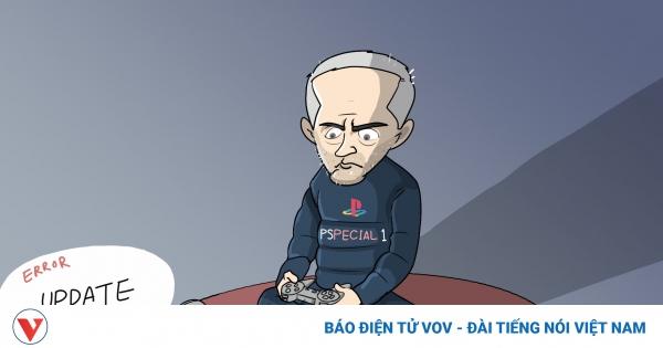 Biếm họa 24h: Mourinho nâng cấp cầu thủ thất bại và cái kết đắng | VOV.VN