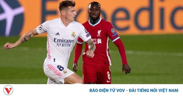 Dư âm Real Madrid 3-1 Liverpool: Kroos hóa thiên tài và nước cờ sai của Klopp | VOV.VN