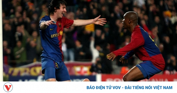 Ngày này năm xưa: Messi giúp Barca