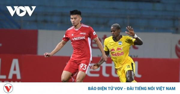 Xác định đối thủ đầu tiên của HAGL ở giai đoạn II V-League 2021    VOV.VN