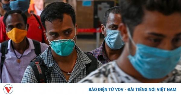 Ấn Độ phát hiện đột biến