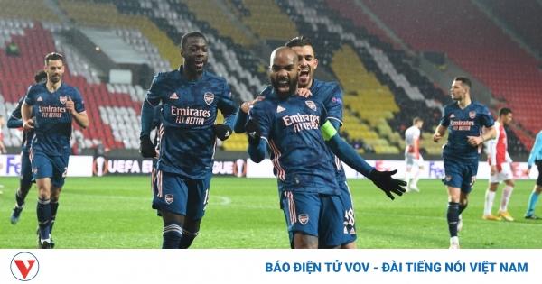 Arsenal thiết lập cột mốc ấn tượng sau 89 năm | VOV.VN