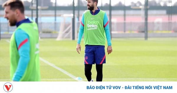 Barca đón tin vui trước trận Siêu kinh điển | VOV.VN
