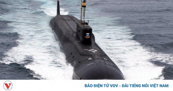 Tàu ngầm hạt nhân lớp Borei của Nga: Mối lo ngại lớn với Hải quân Mỹ   VOV.VN