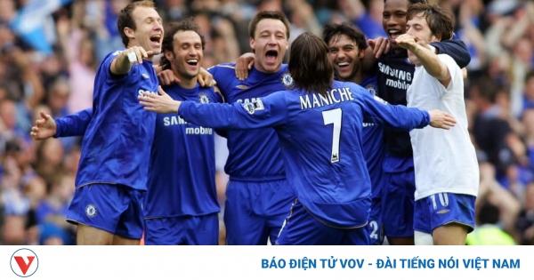 Ngày này năm xưa: Đánh bại MU, Chelsea bảo vệ thành công chức vô địch Ngoại hạng Anh    VOV.VN