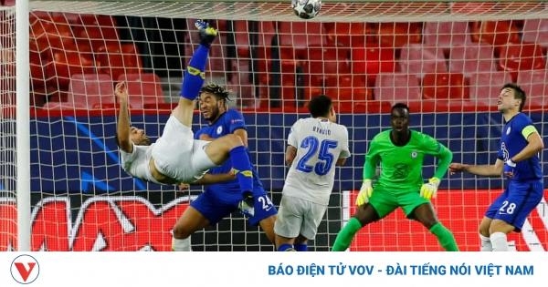 Tường thuật Chelsea 0-1 Porto: Tứ kết lượt về Champions League 2020/2021
