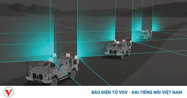 Giải pháp radar 3D của Mỹ để trị các UAV sát thủ bầy đàn của Trung Quốc | VOV.VN