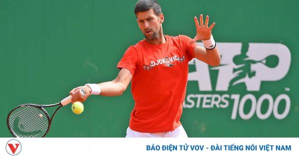 Djokovic và Nadal tái xuất ở Monte Carlo Masters 2021  | VOV.VN