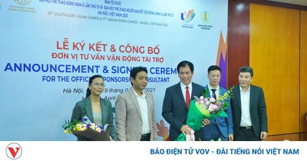 Công bố đơn vị tư vấn, tiếp thị tài trợ cho SEA Games 31 | VOV.VN