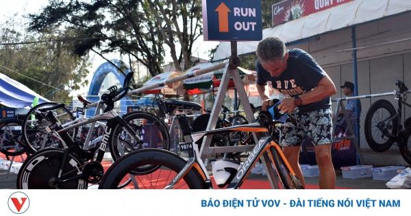 Sôi động giải Giải thể thao ba môn phối hợp TRI-Factor Vietnam 2021 | VOV.VN