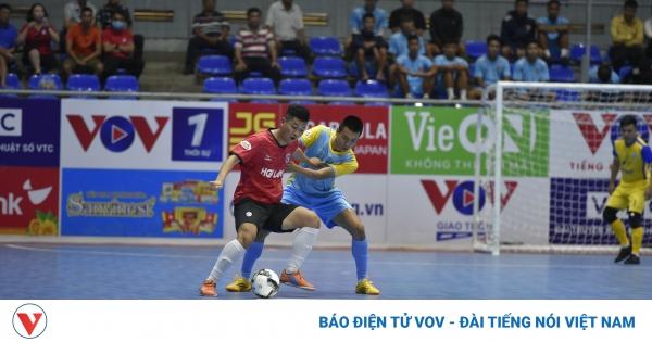Sôi động ngày khai mạc Giải Futsal HDBank VĐQG 2021 | VOV.VN