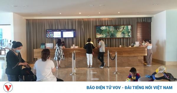 Nhiều khách sạn 4-5 sao tại Đà Nẵng kín phòng dịp 30/4 | VOV.VN