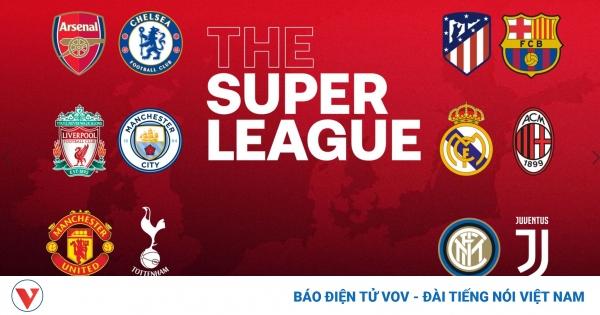 """Bình luận bóng đá: European Super League liệu có """"nhạt"""" như giải giao hữu ICC?"""