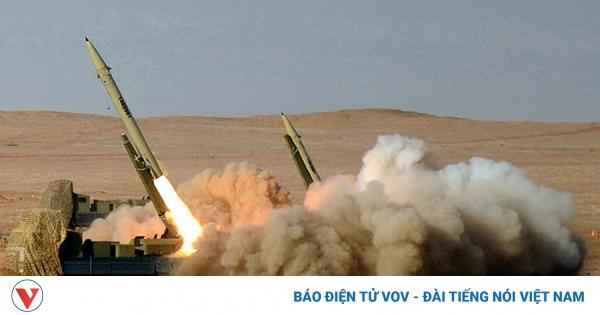 Được trang bị tận răng, vì sao quân đội Mỹ vẫn e ngại tên lửa Iran? | VOV.VN