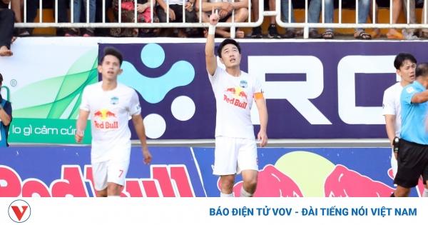 Dư âm HAGL 1-0 Hà Nội FC: Xuân Trường bật khóc và tiếng gầm vang của Hổ Bi-Rai | VOV.VN