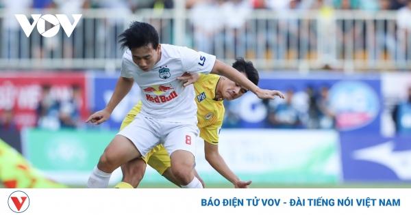 Lịch thi đấu vòng loại Cúp QG 2021: HAGL sáng cửa đi tiếp | VOV.VN