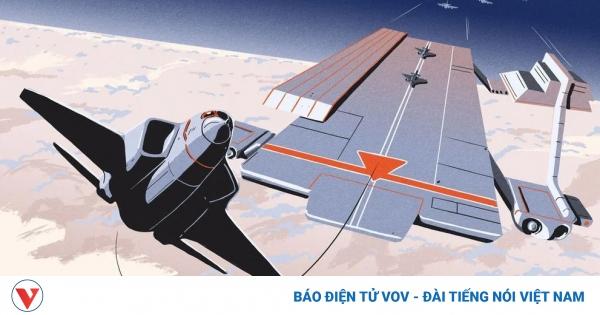 """Hàng không mẫu hạm bay: Ý tưởng """"điên rồ"""" hay khả thi của Lầu Năm Góc?   VOV.VN"""