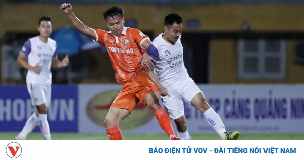 V-League 2021 điều chỉnh lịch thi đấu vì Covid-19  | VOV.VN