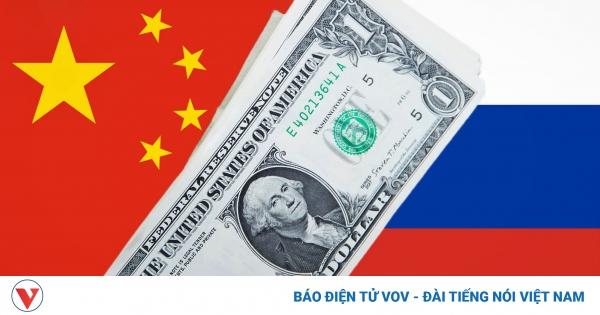 Nga thúc đẩy loại bỏ đồng USD: Cơ hội và thách thức?   VOV.VN