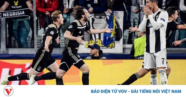 Ngày này năm xưa: Ronaldo bất lực nhìn Juventus bị loại ở Champions League  | VOV.VN