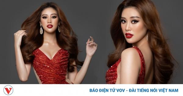 Hoa hậu Khánh Vân: Tôi đến với Miss Universe trong tâm thế tự tin và