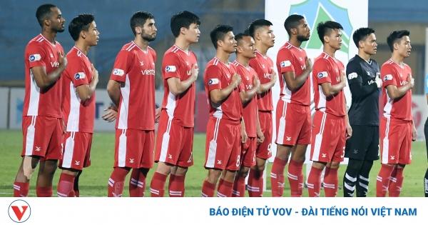Lịch thi đấu bóng đá hôm nay 3/4: Viettel đại chiến Sài Gòn, Ngoại hạng Anh trở lại | VOV.VN