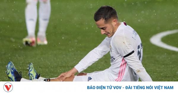 Real Madrid trả giá đắt sau trận thắng Barca | VOV.VN