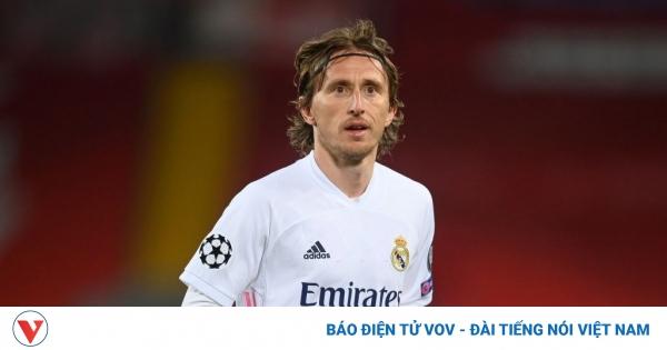 Luka Modric đồng ý gia hạn hợp đồng với Real Madrid | VOV.VN
