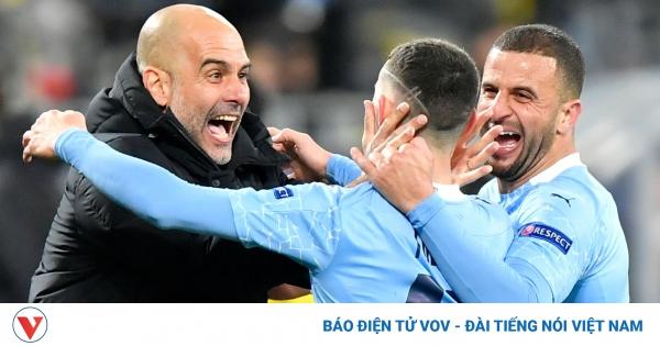 """Pep Guardiola: """"Man City đang làm nên lịch sử ở Champions League"""""""