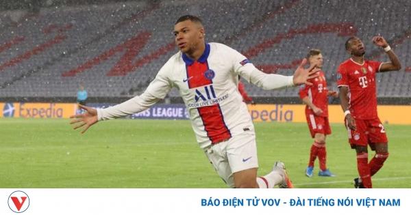 Mbappe: PSG sẽ tấn công Bayern ở lượt về  | VOV.VN