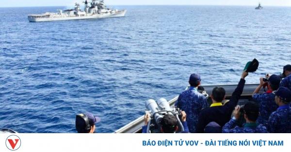 Nhóm Bộ Tứ tập trận chung với Pháp: Hé lộ kế hoạch đối phó Trung Quốc? | VOV.VN