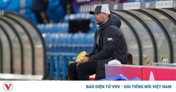 Liverpool đánh rơi chiến thắng trước Leeds Utd, hụt bước vào tốp 4 | VOV.VN