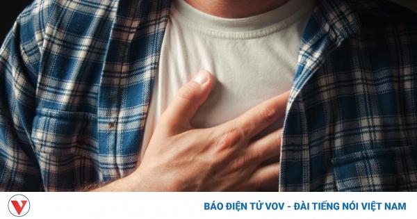 11 dấu hiệu không ngờ cho thấy bạn đang gặp vấn đề về tim mạch | VOV.VN