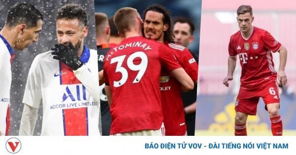 Top 10 đội bóng giá trị nhất thế giới: Buồn cho MU   VOV.VN